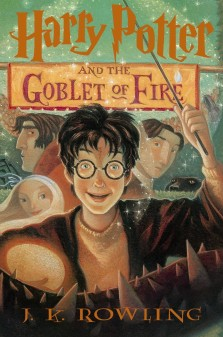 2014 01 23 Harry Potter and the Goblet of Fire